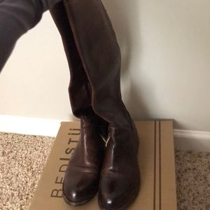 Bed Stu Brown boots